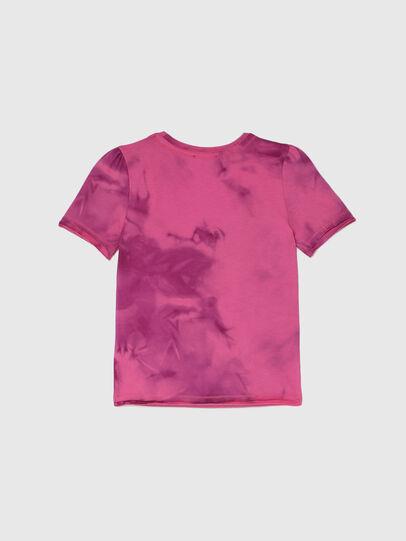 Diesel - TINTDB-R, Rosa - T-Shirts und Tops - Image 2