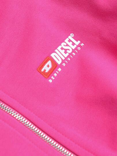 Diesel - SALBYZIP OVER, Rosa - Sweatshirts - Image 3