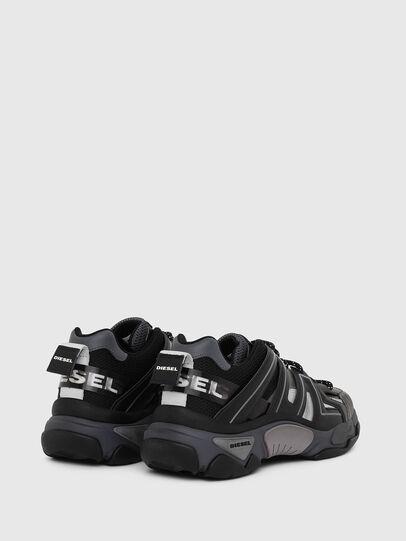 Diesel - S-KIPPER LOW TREK, Schwarz - Sneakers - Image 3