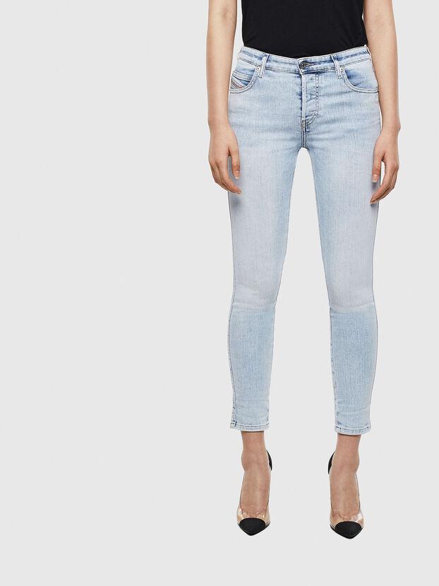 Babhila 009AC, Hellblau - Jeans