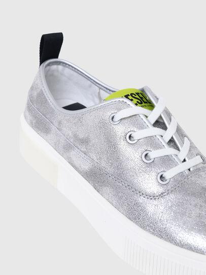 Diesel - S-VANEELA LC, Silber - Sneakers - Image 4