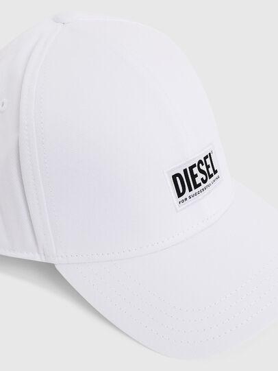 Diesel - CORRY, Weiß - Hüte - Image 3