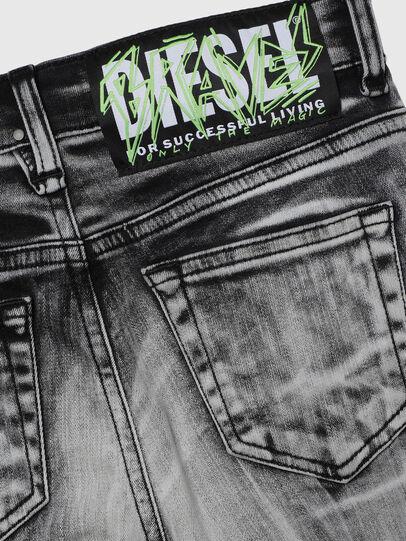 Diesel - D-SLANDY-HIGH-J, Schwarz - Jeans - Image 4