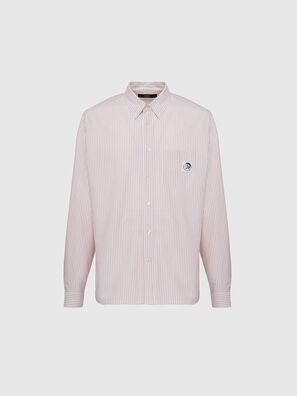 S-JAMES-A, Rosa/Weiss - Hemden