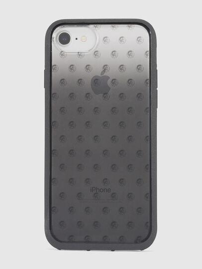 Diesel - MOHICAN HEAD DOTS BLACK IPHONE 8 PLUS/7 PLUS/6s PLUS/6 PLUS CASE, Schwarz - Schutzhüllen - Image 2