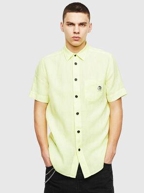 S-KIRUMA-B, Neongelb - Hemden