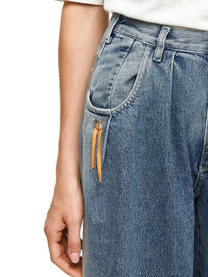Diesel - DxD-P1 0CBBL, Hellblau - Jeans - Image 3