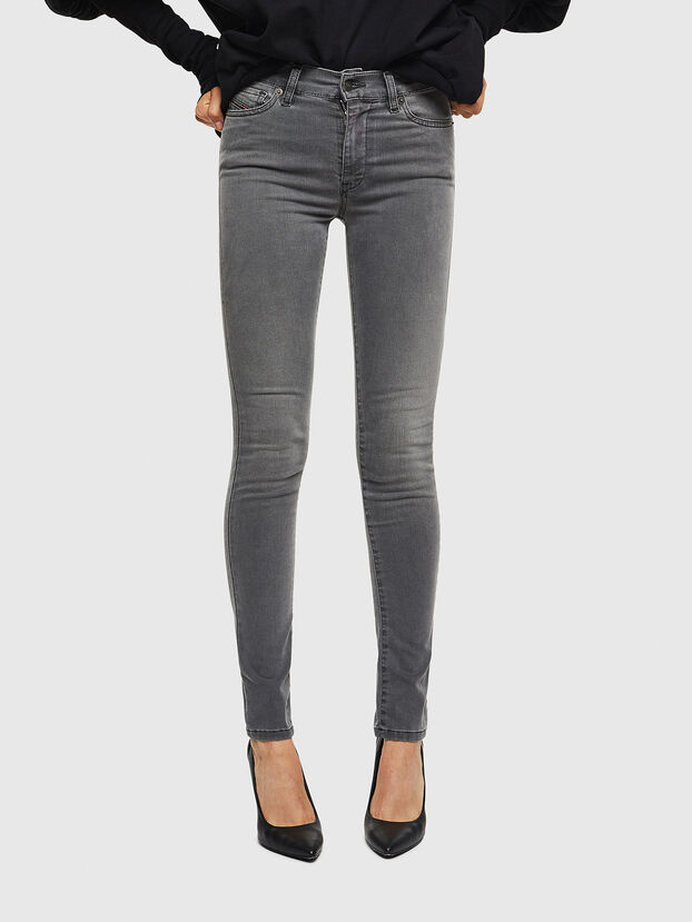 D-Roisin 069JN, Hellgrau - Jeans