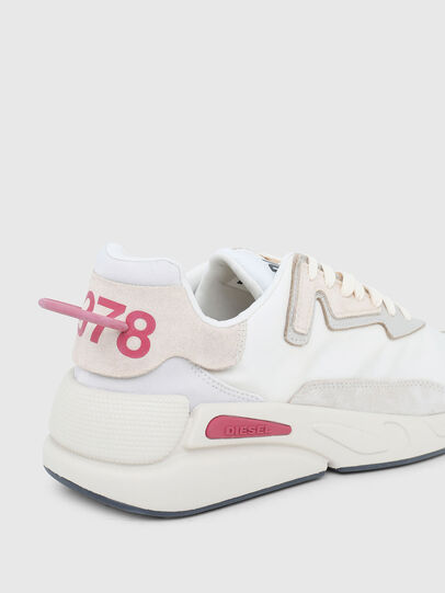 Diesel - S-SERENDIPITY LC W, Weiss/Rosa - Sneakers - Image 5