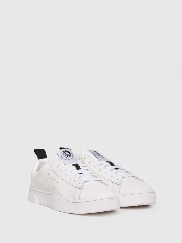 Diesel - S-CLEVER LOW, Weiß - Sneakers - Image 2
