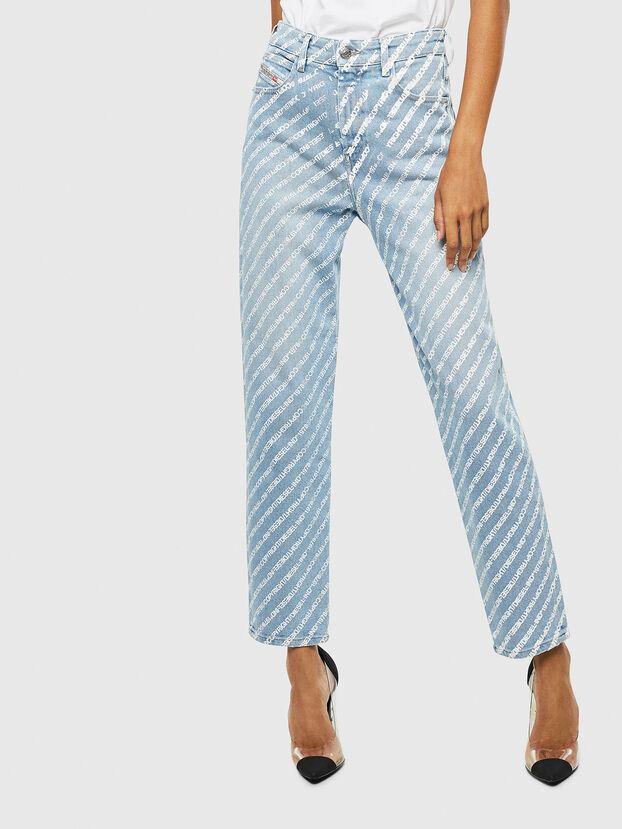 D-Eiselle 009AU, Mittelblau - Jeans