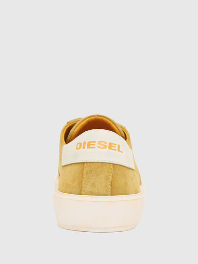 Diesel - S-MYDORI LC, Gelb - Sneakers - Image 4