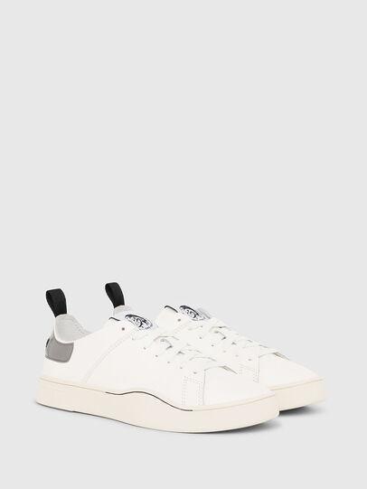 Diesel - S-CLEVER LS W, Weiß/Grau - Sneakers - Image 2