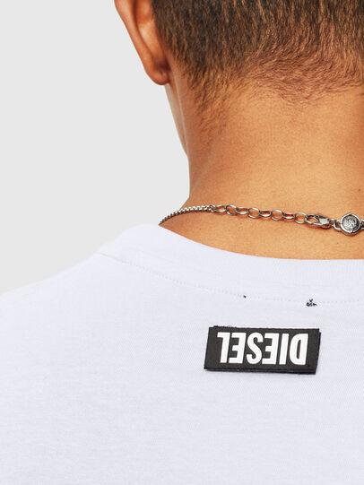 Diesel - T-DIEGO-T16, Weiß - T-Shirts - Image 3