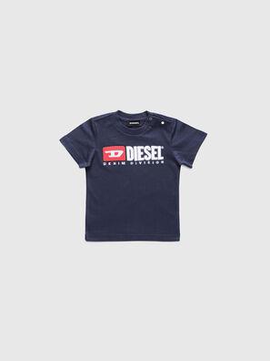 TJUSTDIVISIONB, Marineblau - T-Shirts und Tops