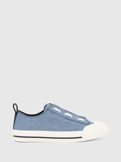 Diesel - S-ASTICO LZIP, Blau - Sneakers - Image 1