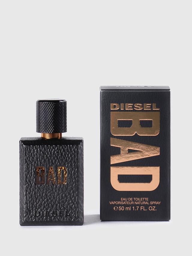 Diesel - BAD 50ML, Opakes Schwarz - Bad - Image 1