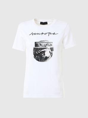 T-LYS, Weiß - T-Shirts