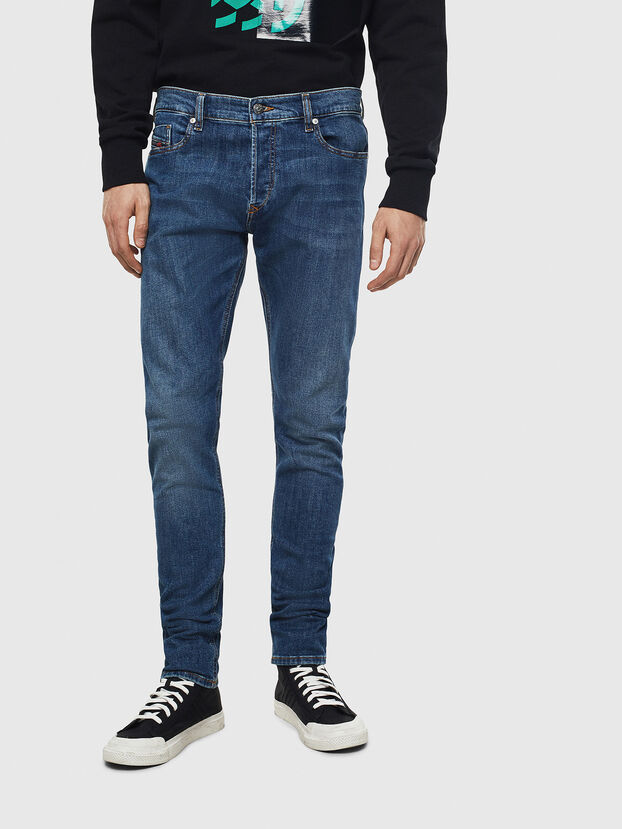 Tepphar CN036, Dunkelblau - Jeans