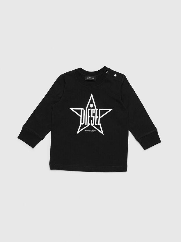 TDIEGOYHB-ML, Schwarz - T-Shirts und Tops