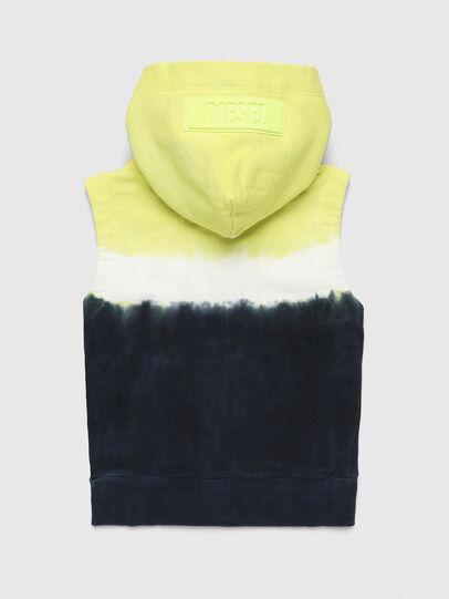 Diesel - SELBYDEEPB, Blau/Gelb - Sweatshirts - Image 2