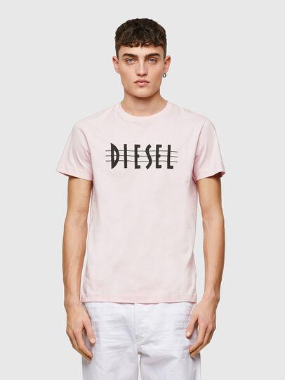 Diesel - T-DIEGOS-E34, Gesichtspuder - T-Shirts - Image 1