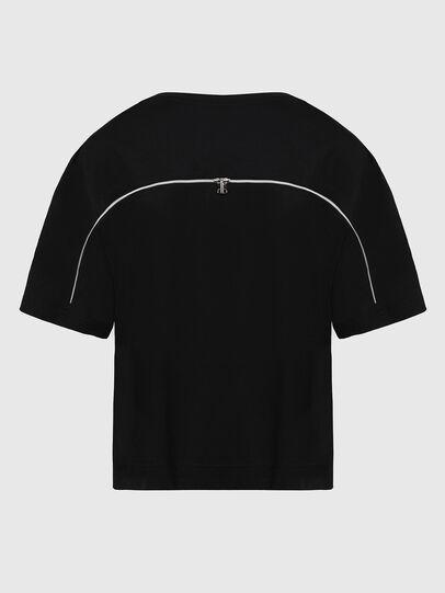 Diesel - T-BOWLY, Schwarz - T-Shirts - Image 2