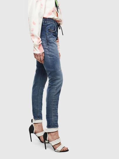 Diesel - Krailey JoggJeans 069LW, Dunkelblau - Jeans - Image 6