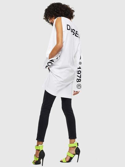 Diesel - T-ROSY, Weiß - T-Shirts - Image 5