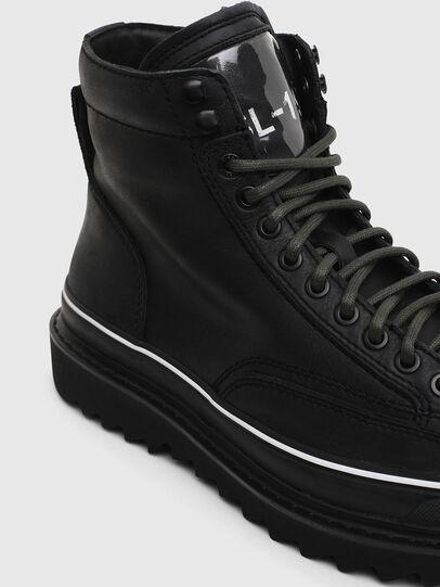 Diesel - H-SHIROKI DMBB, Schwarz - Sneakers - Image 4