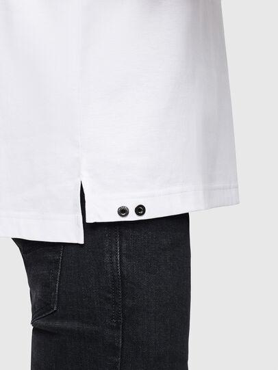 Diesel - T-GROSSI, Weiß - T-Shirts - Image 4