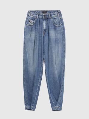 TYPE-1008, Mittelblau - Jeans