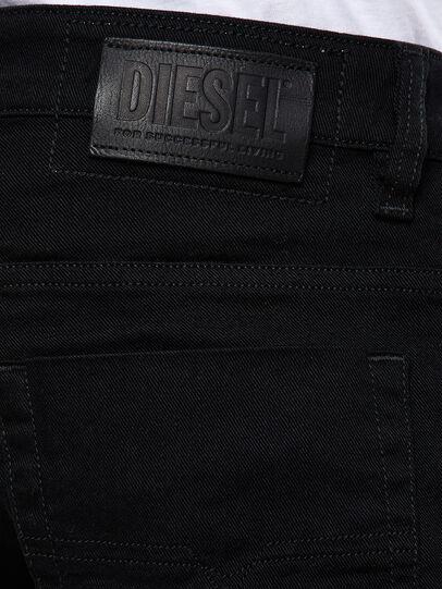 Diesel - Safado 0688H, Schwarz/Dunkelgrau - Jeans - Image 4
