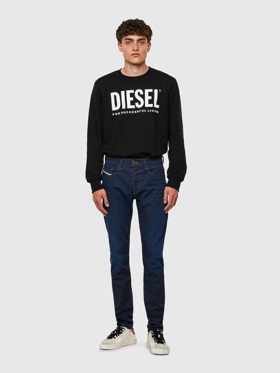 Diesel - D-Strukt JoggJeans® Z69VZ, Dunkelblau - Jeans - Image 5