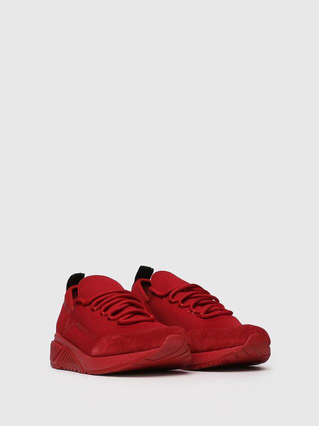 Diesel - S-KBY STRIPE, Rot - Sneakers - Image 3