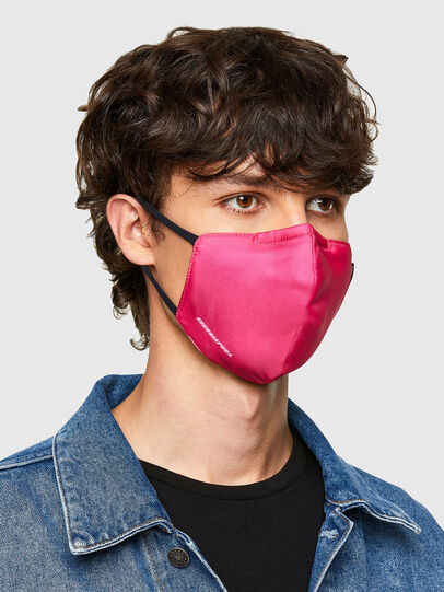 Diesel - FACEMASK, Rosa - Weitere Accessoires - Image 2