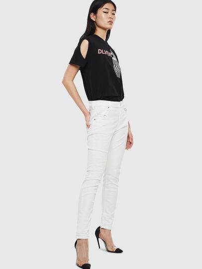 Diesel - Krailey JoggJeans 069DS, Weiß - Jeans - Image 5