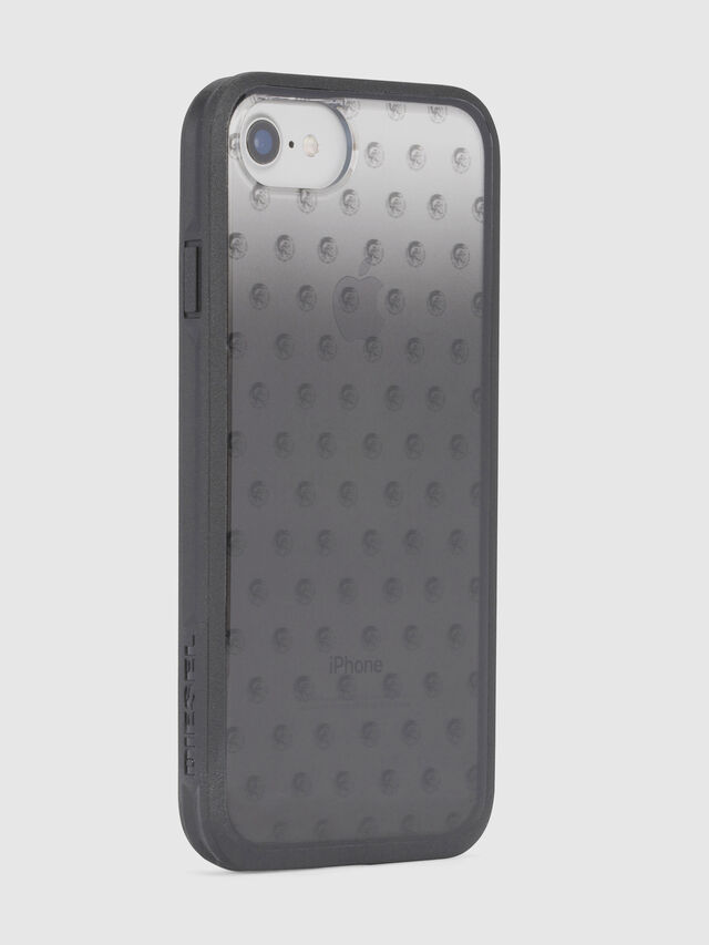 Diesel - MOHICAN HEAD DOTS BLACK IPHONE 8/7/6s/6 CASE, Schwarz - Schutzhüllen - Image 6