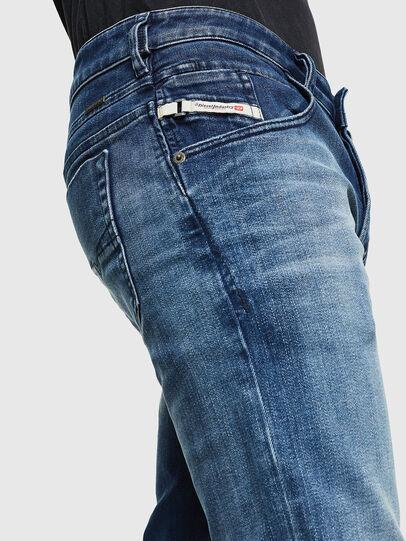 Diesel - D-Bazer 0097Y, Mittelblau - Jeans - Image 3