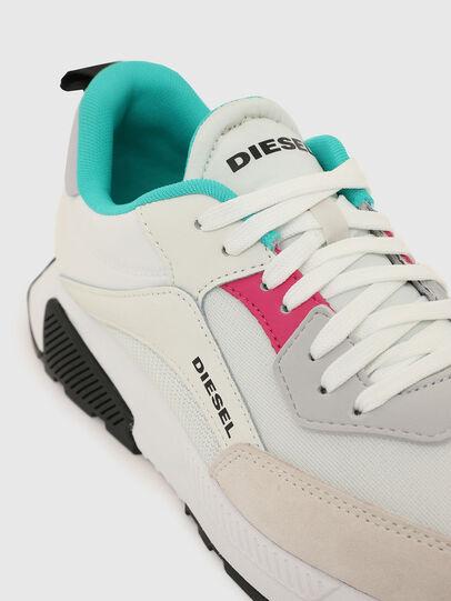 Diesel - S-TYCHE LOW CUT W, Weiss/Grau - Sneakers - Image 4