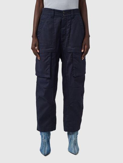 Diesel - D-Emma JoggJeans® 0CEAT, Dunkelblau - Jeans - Image 1