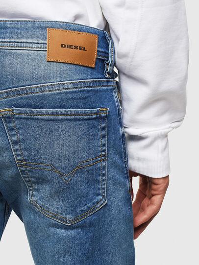 Diesel - Sleenker CN053, Mittelblau - Jeans - Image 4