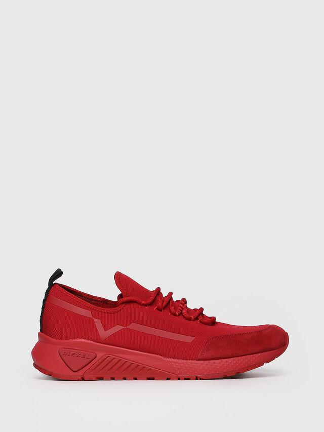 Diesel - S-KBY STRIPE, Rot - Sneakers - Image 1