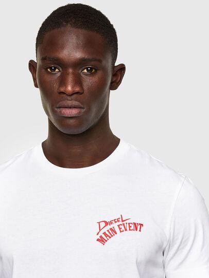 Diesel - T-DIEGOS-K15, Weiß - T-Shirts - Image 3