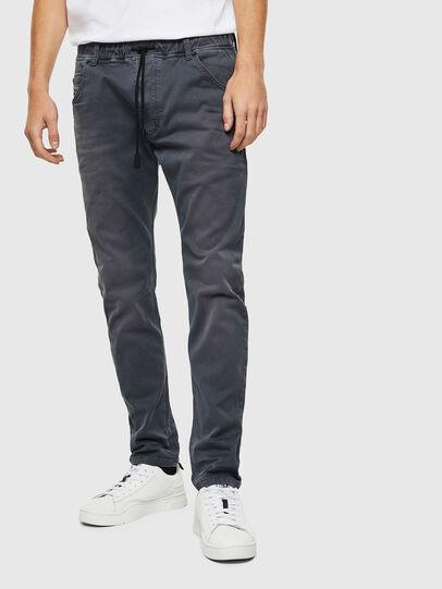 Diesel - Krooley JoggJeans 0670M, Dunkelgrau - Jeans - Image 1