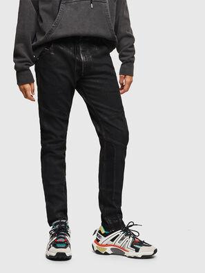 D-Luhic JoggJeans 0092W, Schwarz/Dunkelgrau - Jeans