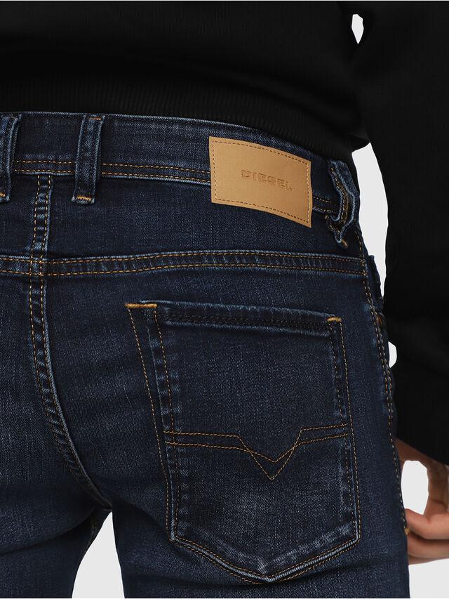Diesel - Sleenker 084RI, Dunkelblau - Jeans - Image 3