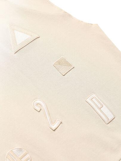 Diesel - GR02-T303, Weiß - T-Shirts - Image 4