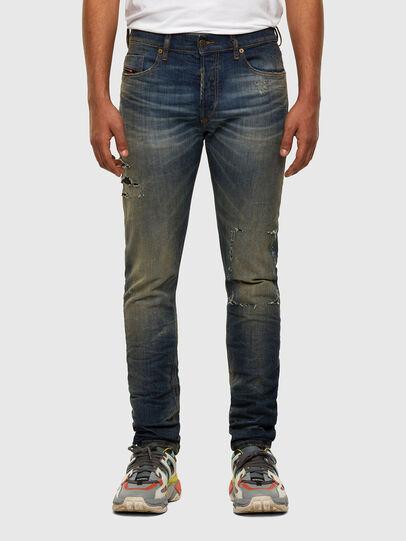 Diesel - Tepphar 009GP, Dunkelblau - Jeans - Image 1