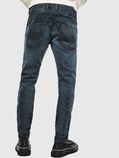 Diesel - Krooley JoggJeans 069MD, Dunkelblau - Jeans - Image 2